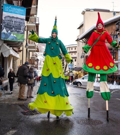 Bardonecchia apre le porte al Natale