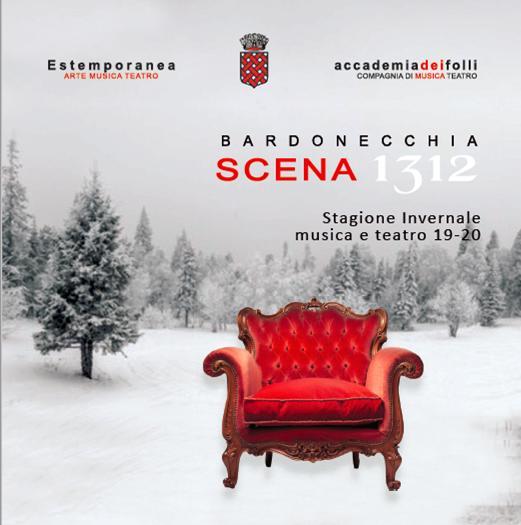 """Pronti via! Spettacolo di apertura stagione invernale di """"SCENA 1312"""""""