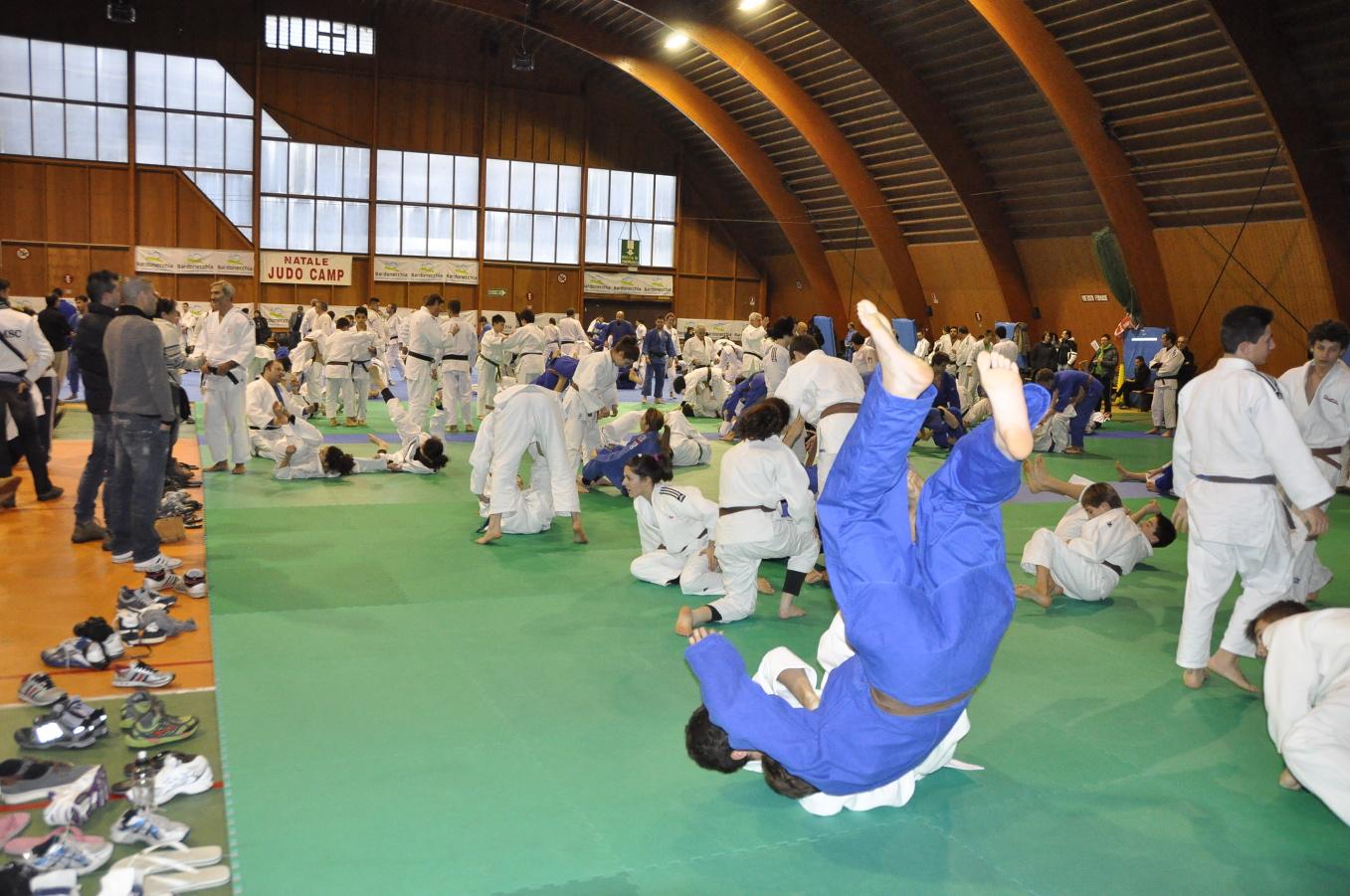 Natale Judo Camp 2019