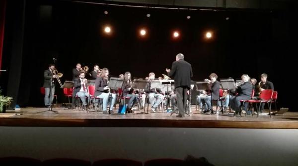 Banda Musicale Alta Valle di Susa in concerto