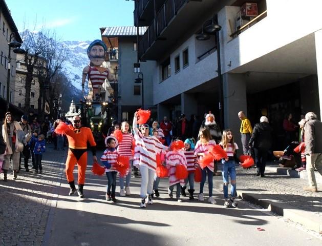 La cronaca del Carnevale 2020 a Bardonecchia