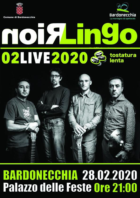 Bardonecchia - VOLANTINO NoiRLingo LIVE