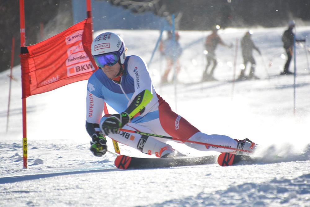 Sci: gli atleti della nazionale francese, svizzera e spagnola si allenano sulle piste di Melezet!