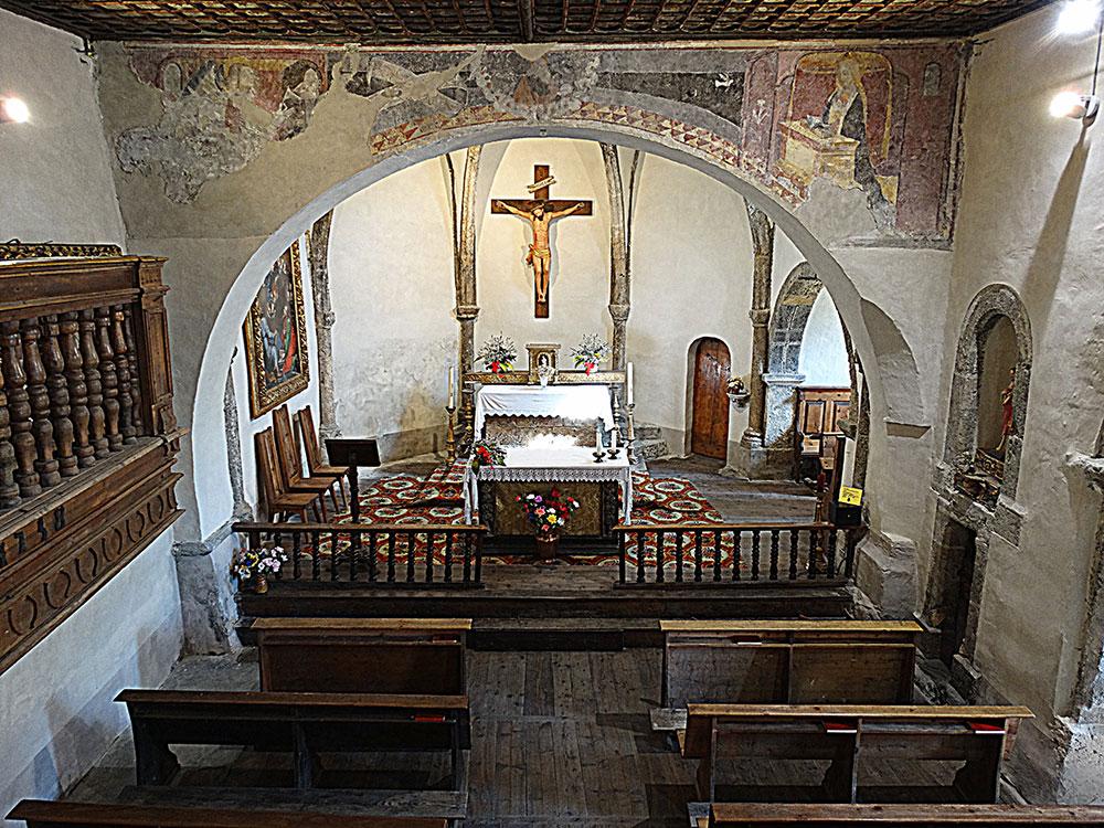 Chiesa Parrocchiale S.Pietro Apostolo Bardonecchia