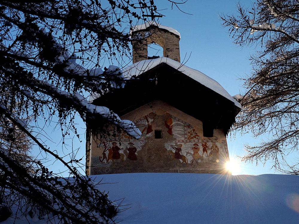 Cappella SS. Andrea e Giacomo ad Horres - Bardonecchia