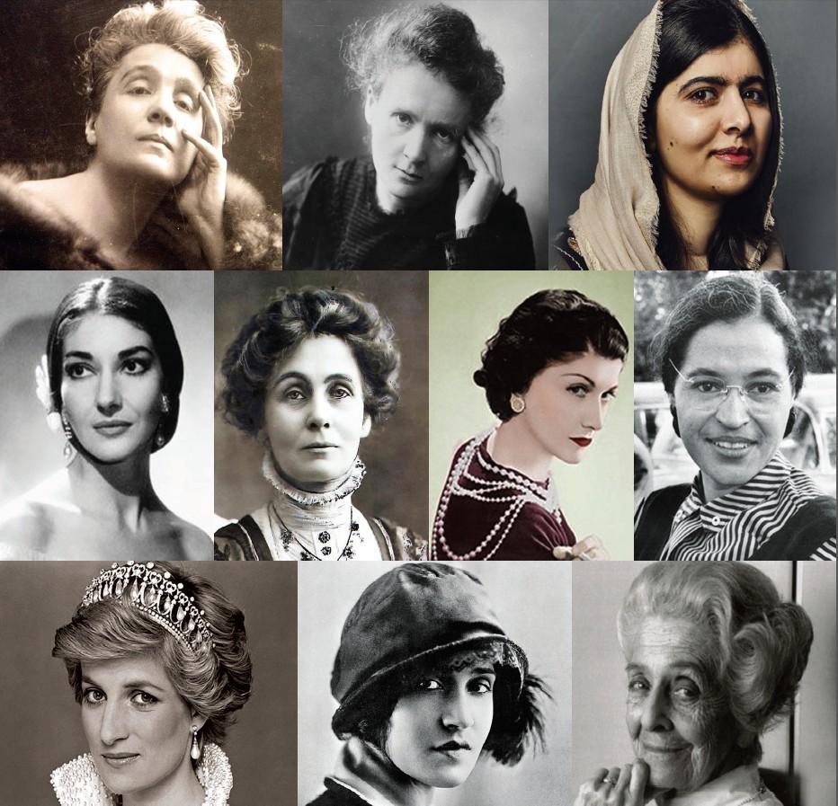 Fantastiche: storie di donne ordinarie e straordinarie