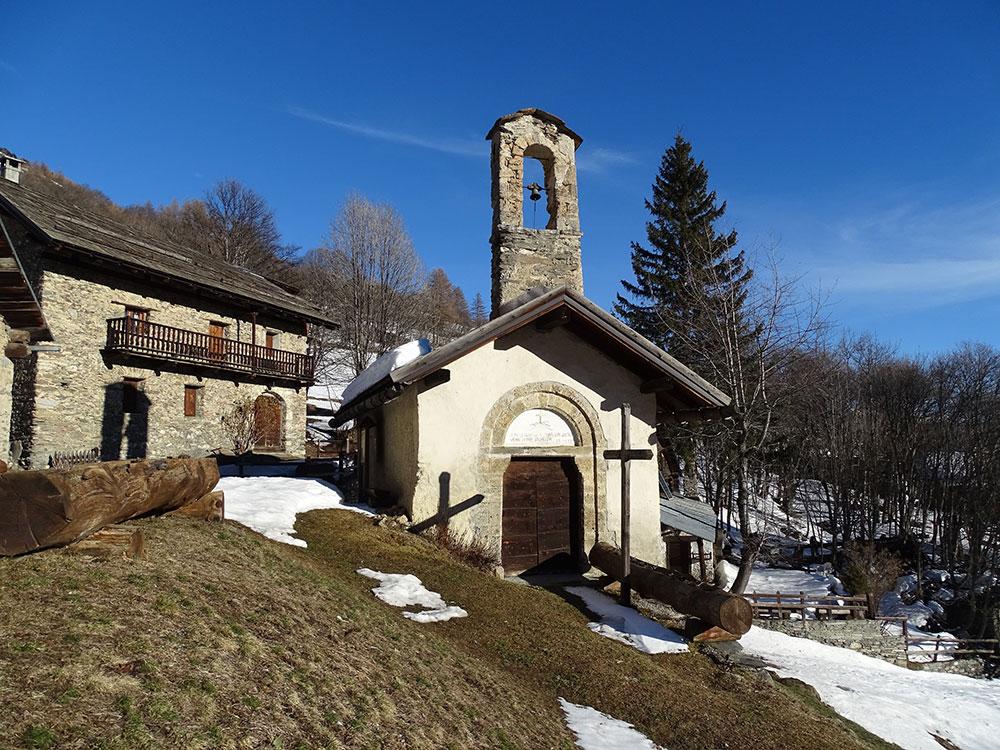Cappella Santa Maria Maddalena e Santa Caterina - Bardonecchia