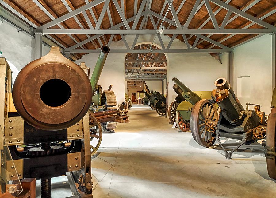 Museo del Forte di Bramafam