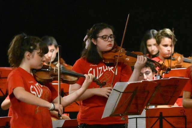 Bardonecchia Concerto Suzuki ph Gian Spagnolo