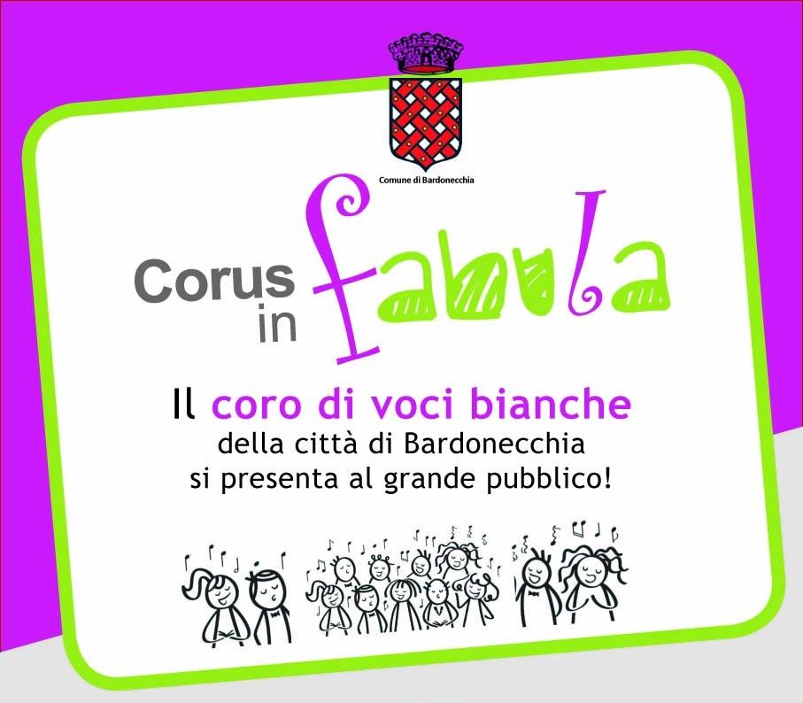 """Video """"Corus in Fabula incontra la Scuola Elementare Don Fontan di Bardonecchia"""""""