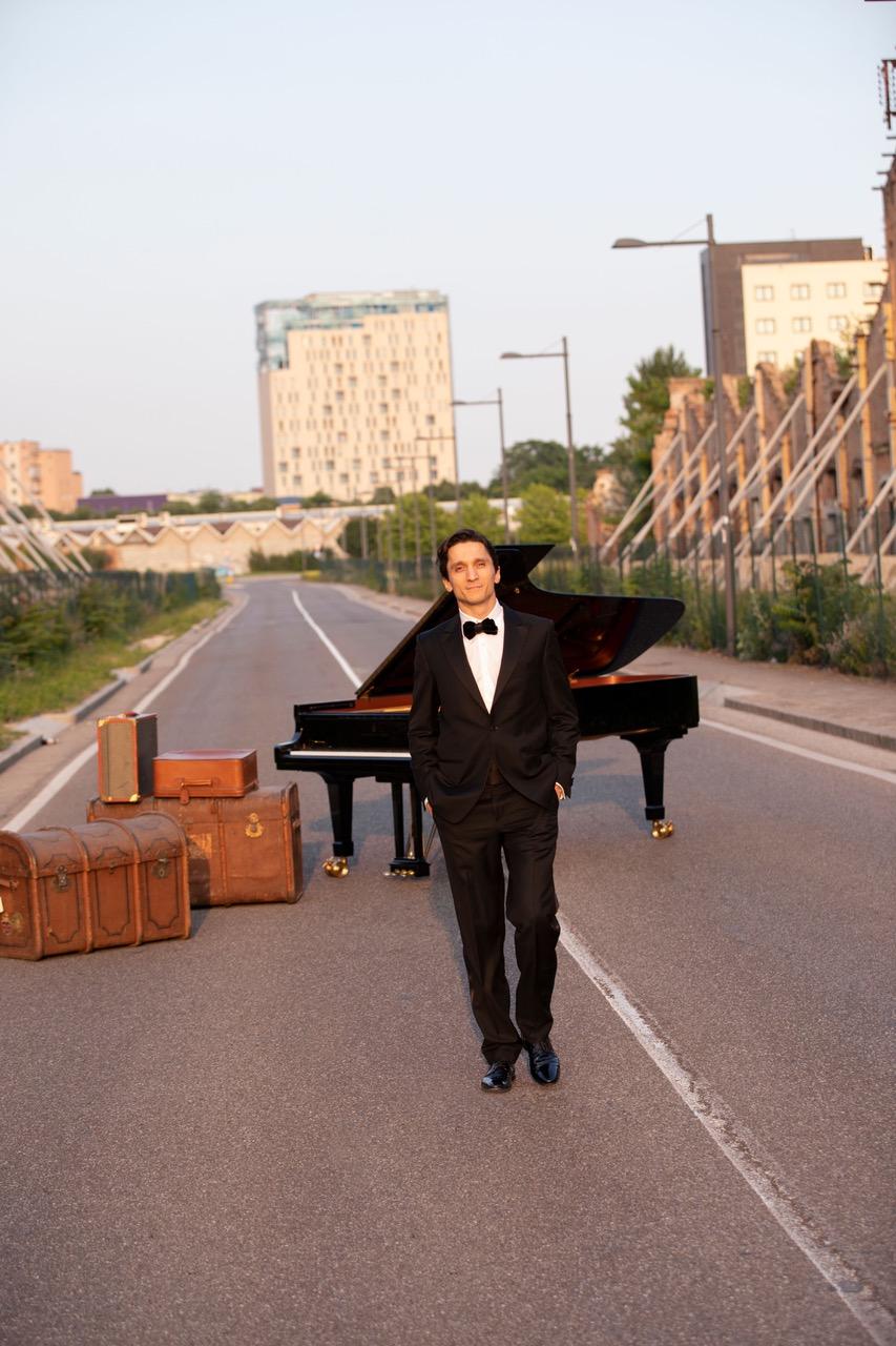 DAL 14 LUGLIO MUSICA D'ESTATE: DA NON PERDERE ALEXANDER ROMANOVSKY