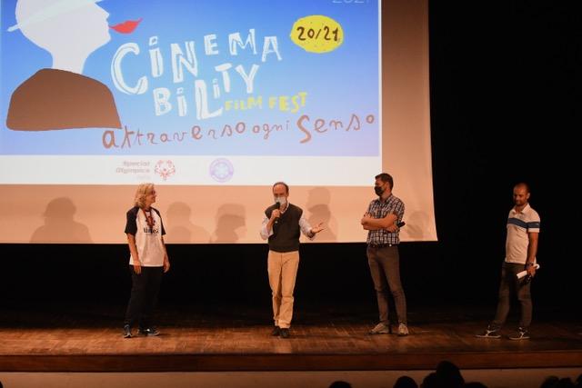 GIORNATA CONCLUSIVA DEL CINEMABILITY FILM FEST